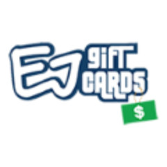 EJ Gift Cards discounts