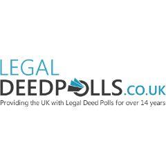 Legal Deedpolls discounts