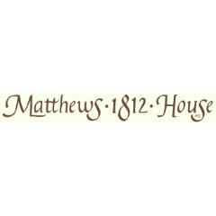 Matthews 1812 House discounts