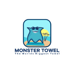 Monster Towel