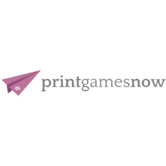 Print Games Now