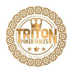 Triton Poker Tables discounts